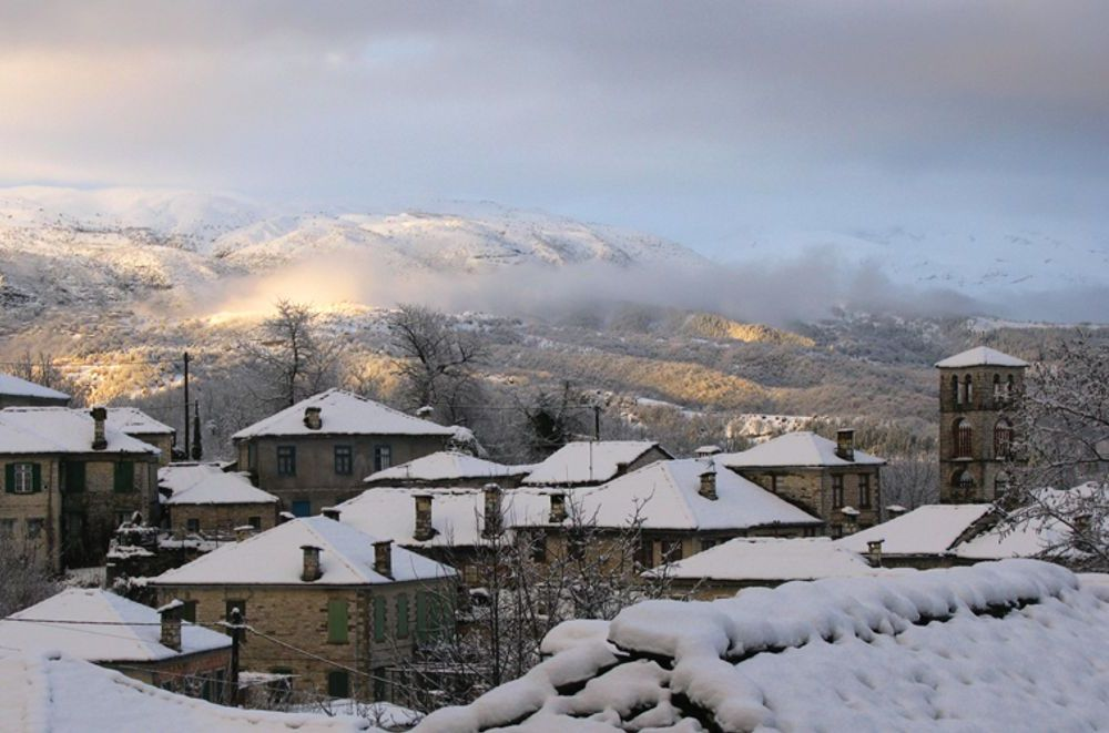 HiGreece Winter Wonderland Greek Youth Hostels